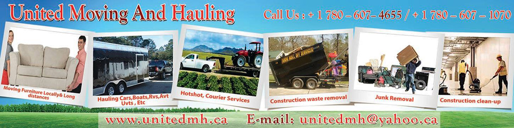 Moving Company Fort McMurray